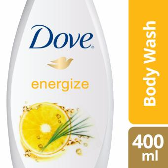 DOVE BODY WASH GO FRESH ENERGIZE 400ML
