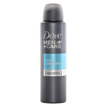 Dove Men + Care Clean Comfort Anti-perspirant Deodorant 150ml Price Philippines