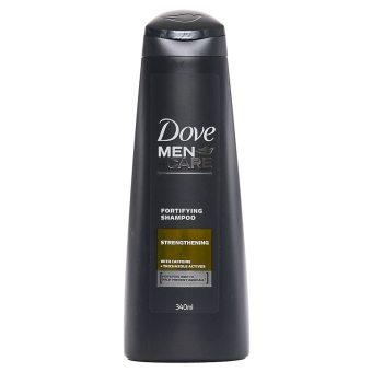 Dove Men + Care Fortifying Strengthening Shampoo 340ml