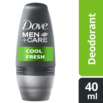 Dove Men Deodorant Roll-On Extra Fresh 40Ml