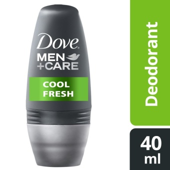 Dove Men Deodorant Roll-On Extra Fresh 40Ml .