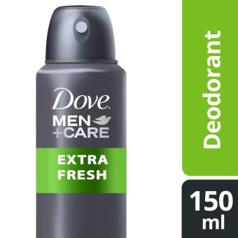 DOVE MEN DEODORANT SPRAY EXTRA FRESH 150ML Price Philippines