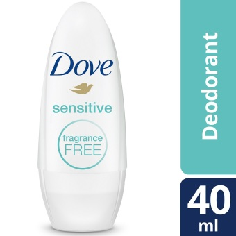 Dove Sensitive Deodorant Roll-On 40ml Price Philippines