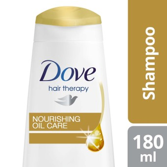 DOVE SHAMPOO NOURISHING OIL CARE 180ML