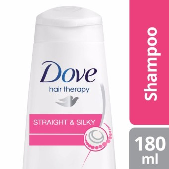 DOVE SHAMPOO STRAIGHT & SILKY 180ML Price Philippines