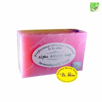 Dr. Alvin Alpha Arbutin Whitening Soap Price Philippines