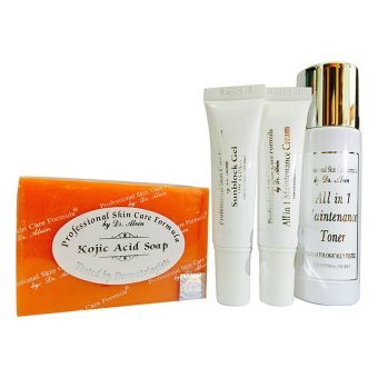 Dr. Alvin Professional Skin Care Formula All in 1 Maintenance Set