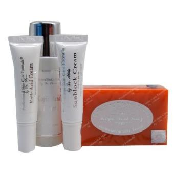 Dr. Alvin Professional Skin Care Formula Kojic Acid Facial Set