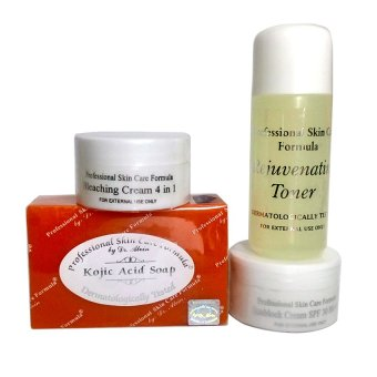 Dr. Alvin Professional Skin Care Formula Rejuvenating Set