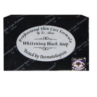 Dr. Alvin Professional Skin Care Formula Whitening Black Soap 135g