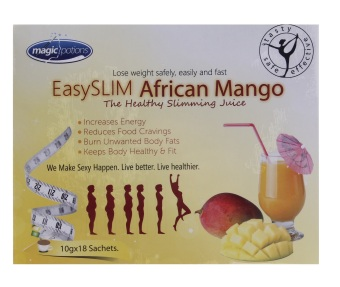 Easyslim African Mango Slimming Juice 10g Sachet, Box of 18 Price Philippines