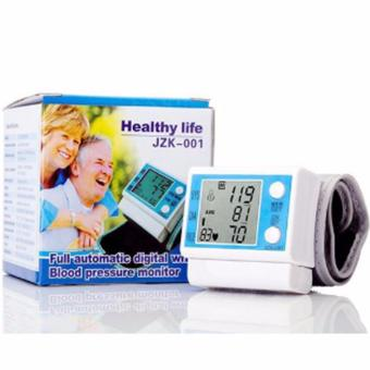 Electronic Full Automatic Digital Wrist Blood Pressure Monitor