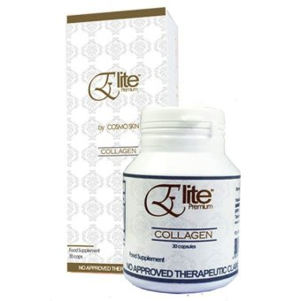 Elite Collagen Bottle of 30 (Gold)