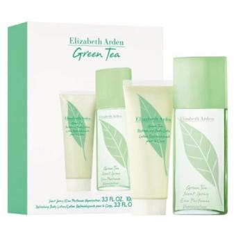 Elizabeth Arden Green Tea Eau de Toilette 100ml + Body Lotion 100ml