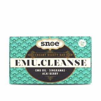 Emu.Cleanse Creamy Beauty Bar 5.2 Oz / 150g