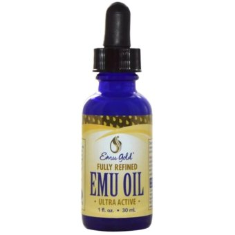 EMU GOLD Emu Oil Bio-Active 1 fl oz (30 ml)