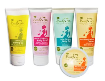 Enfant Beauty Mom Maternity Care Organic Set
