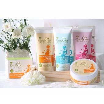 Enfant Beauty Mom Maternity Care Organic Set - 4