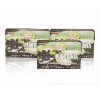 ERASE PLACENTA SOAP 135G SET OF 3PCS Price Philippines