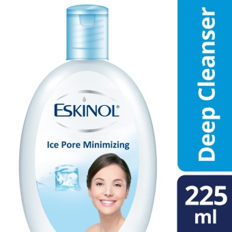 ESKINOL DEEP CLEANSER ICE PORE MINIMIZING 225ML .