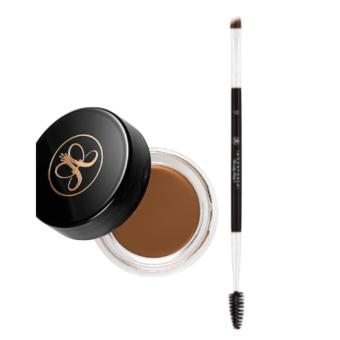 Eyebrow Brush with Dipbrow Pomade - Soft Brown