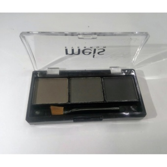 Eyebrow Powder Palette With Brush #04