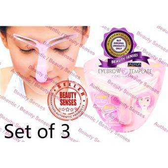 Eyebrow Template Set of 3
