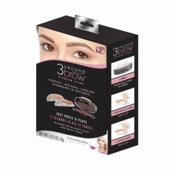 EZY 3 Second Brow Eyebrow Stamp