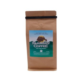 Farmers' Coffee 100% Pure Arabica Ground 250 grams