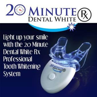 Fast Working Highly Effective 20 Minutes Dental White teethWhitening - 2