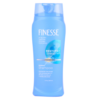 Finesse Restore Plus Stengthen Shampoo 384ml