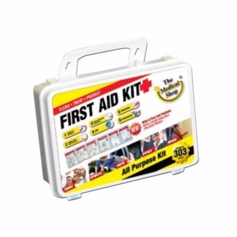 First Aid Kit , Emergency Medical Supply items
