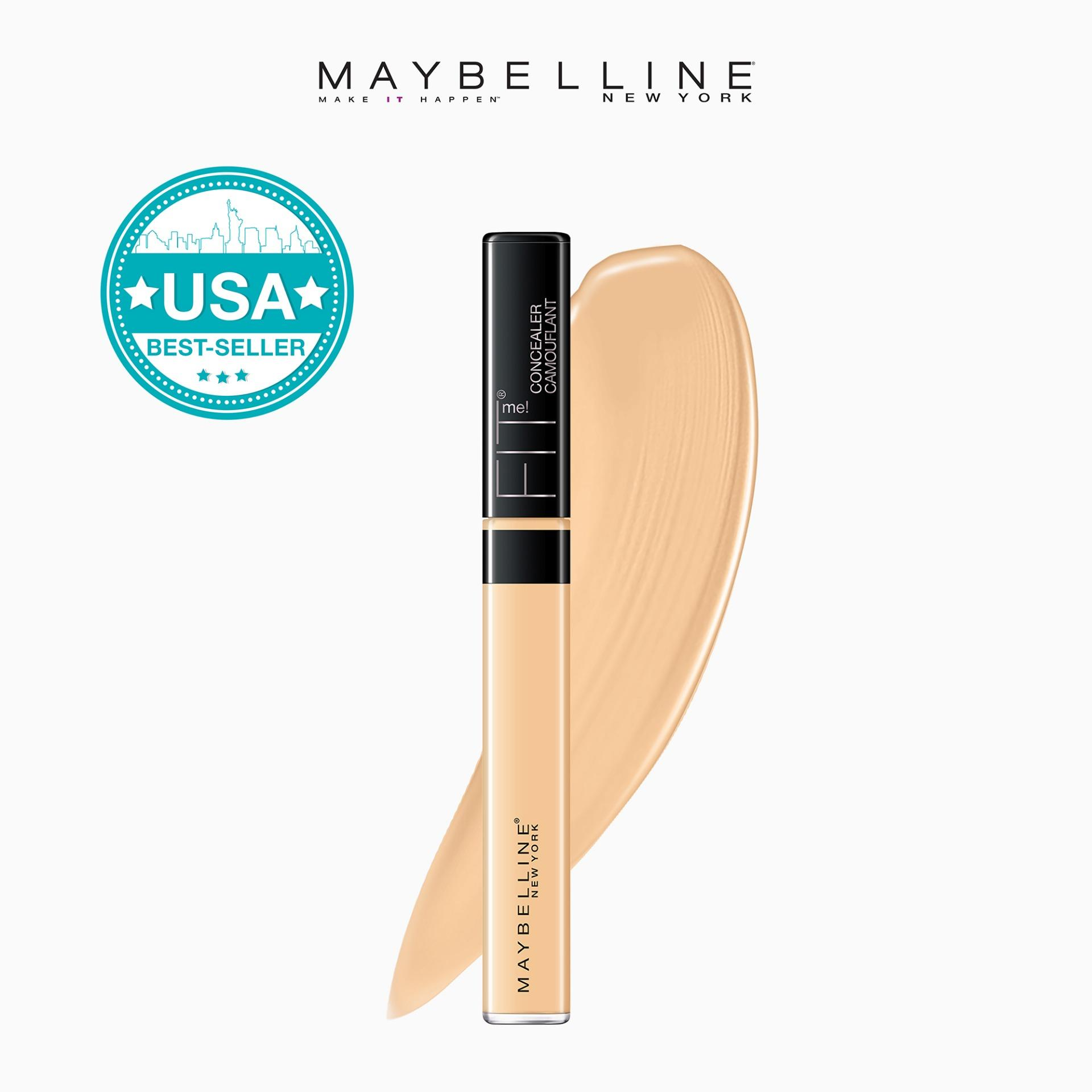 Fit Me Flawless Natural Concealer - 25 Medium [USA Bestseller] by Maybelline Philippines