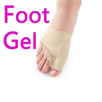 Foot Care Quality Bunion Splints Toe Pain Relief Hallux ValgusSupport Brace - intl