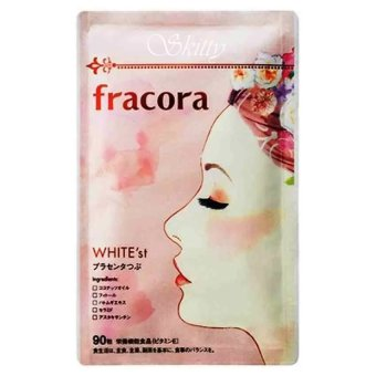 Fracora White'st Placenta Capsule 5000mg NEW PACKAGING! Price Philippines
