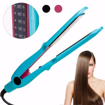 Freebang Professional Hair Straightener 5 Temperature Anion Titanium Plate Perm Flat Iron Price Philippines