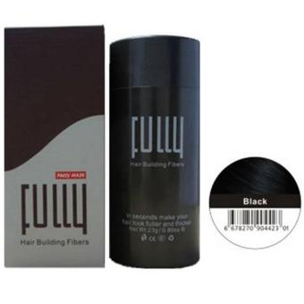 Fully Hair Builders Fiber 23g (Black)