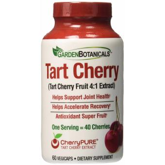 Garden Botanicals Tart Cherry 500 mg 60 Vegicaps