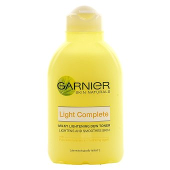 Garnier Light Milky Lightning Dew Toner 150ml Price Philippines