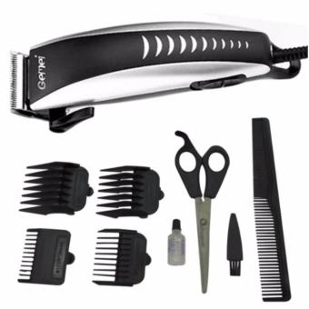 Gemei 1001 Hair Clipper Trimmer 9-piece Set. Professional Price Philippines