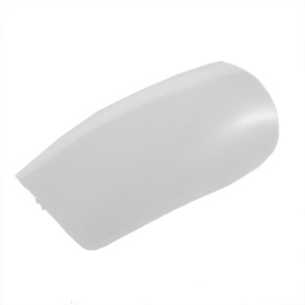 Gift 500Pcs French Acrylic Artificial False Nail Art Tips Fake Nail Art Decoration - intl