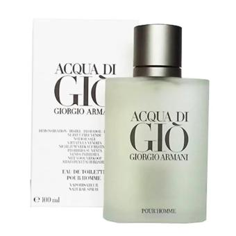 Giorgio Armani Acqua Di Gio Eau De Toilette Perfume for Men 100ml