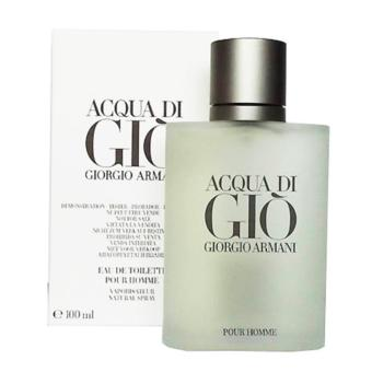 Giorgio Armani Acqua Di Gio Eau De Toilette Perfume for Men (inTester Box) 100ml