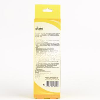 Glamworks Honey Hair Removal Cold Wax Kit 100g - 2