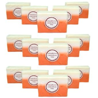 Glutathione Whitening Beauty Soap Set of 15