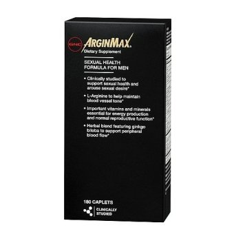 GNC Men's Arginmax Tablets Pack of 90