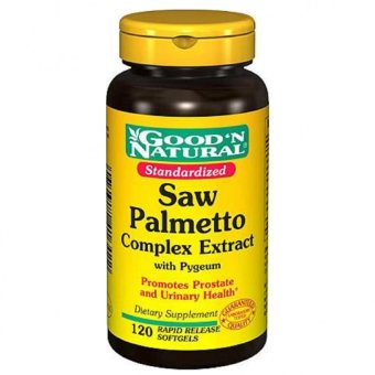 Good 'N Natural Saw Palmetto Extract Complex/ Promotes Prostate andUrinary Health Price Philippines