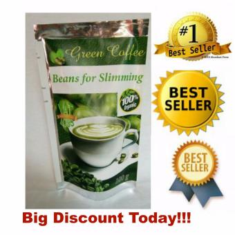Green Coffee Beans for slimming BIG DISCOUNT
