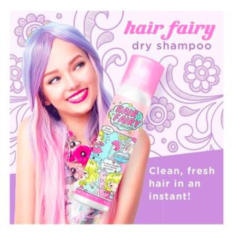 Hair Fairy Dry Shampoo 100ml (Best Seller)