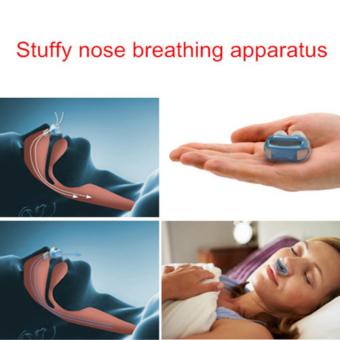 Hanyu New Portable Anti-Snore Mouthpiece Blue - 2